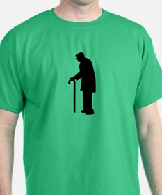 Pensioner retired man T-Shirt