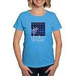 Solar Powered Women's Dark T-Shirt