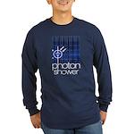 Solar Powered Long Sleeve Dark T-Shirt