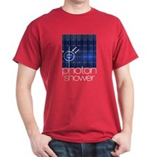 Solar Powered Dark T-Shirt