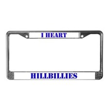 Cool Redneck humor License Plate Frame