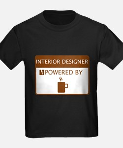 Interior Designer Powered by Coffee T