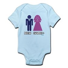 New Game + Marriage Infant Bodysuit