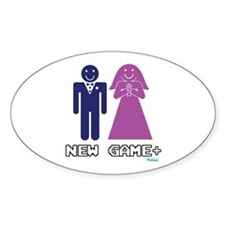 New Game + Marriage Decal