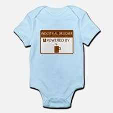 industrial Designer Powered by Coffee Infant Bodys