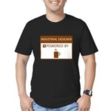 Industrial design Fitted T-shirts (Dark)