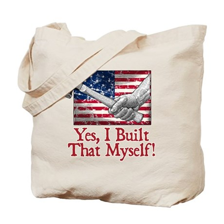 Build That! - Tote Bag