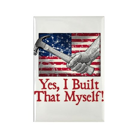 Build That! - Rectangle Magnet (10 pack)