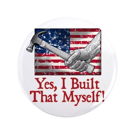"Build That! - 3.5"" Button"