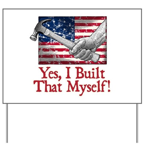 Build That! - Yard Sign