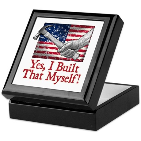 Build That! - Keepsake Box