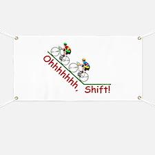 Ohhhhh, Shift! Banner