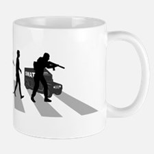 SWAT Police Mug