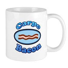 Carpe bacon Mug