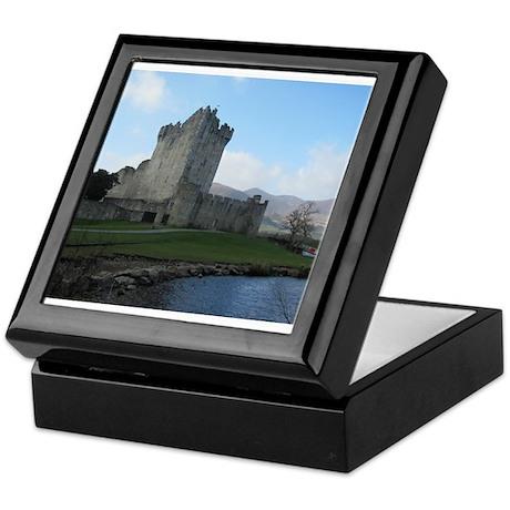 Ross Castle Keepsake Box