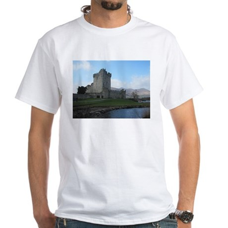 Ross Castle White T-Shirt