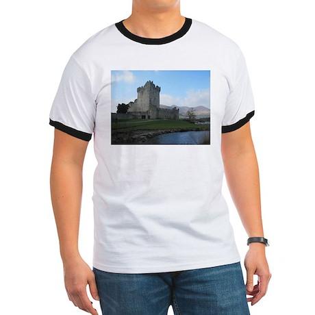 Ross Castle Ringer T