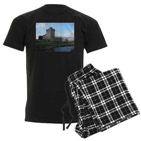 Ross Castle Men's Dark Pajamas