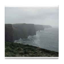 Cliffs of Moher Tile Coaster
