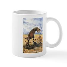 Tyrannosaurus Rex T-Rex Dinosaur Mug