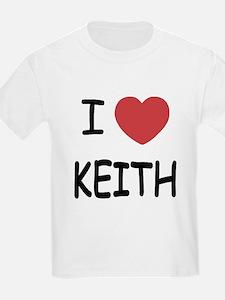 I heart KEITH T-Shirt