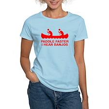 banjos_red T-Shirt