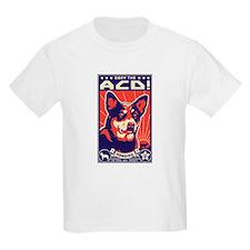 Obey the ACD! Kids Propaganda T-Shirt