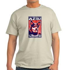 Obey the ACD! Light Propaganda T-Shirt