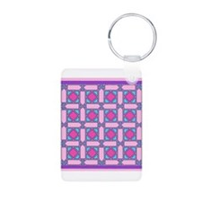 Lattice #1 Keychains
