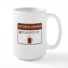 Electrical Engineer Powered by Coffee Mug