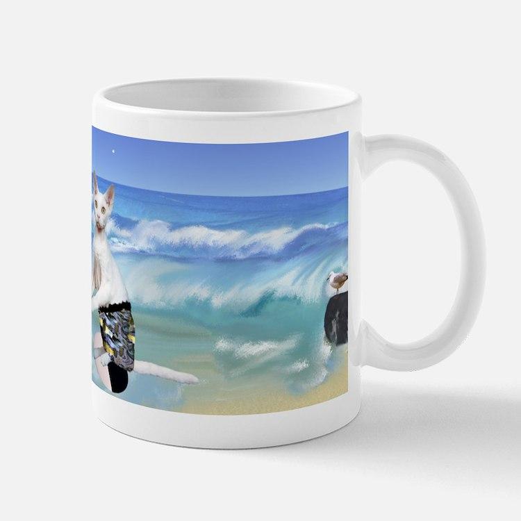 Devons Surfing Mug