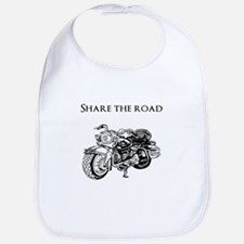 Share the road Bib