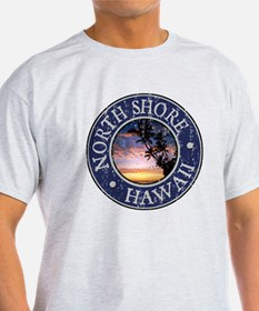North Shore - Distressed T-Shirt