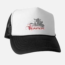 WALLEYE REAPER Trucker Hat