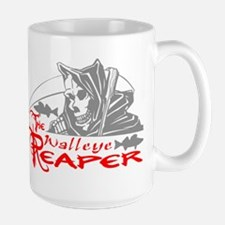WALLEYE REAPER Large Mug