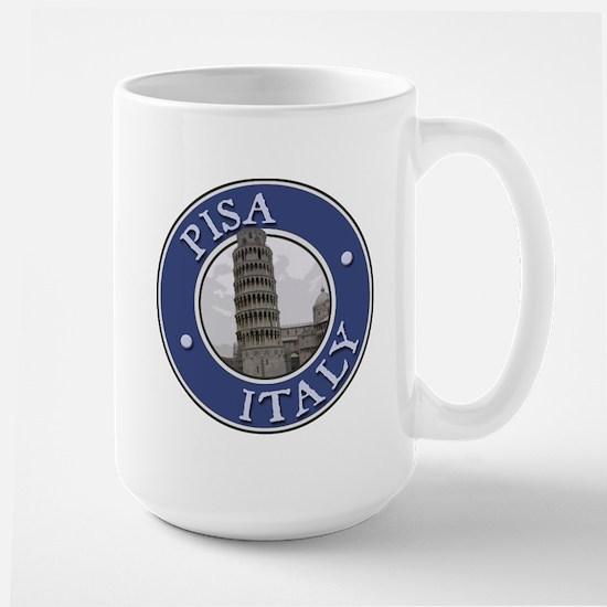 Piza, Italy Large Mug
