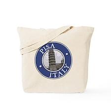 Piza, Italy Tote Bag