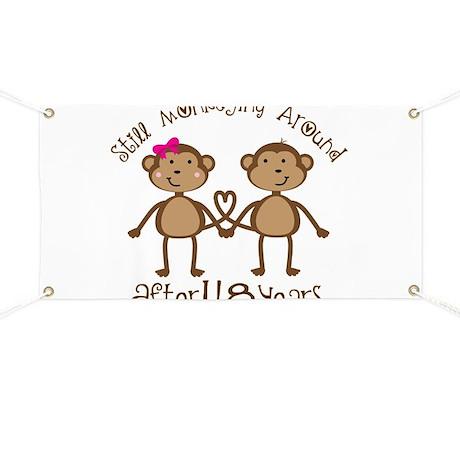 48th Anniversary Love Monkeys Banner