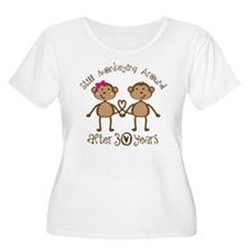 50th Anniversary Love Monkeys T-Shirt