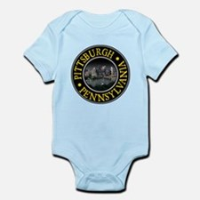 Pittsburgh Infant Bodysuit