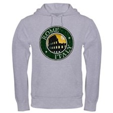 Rome, Italy Distressed Jumper Hoody