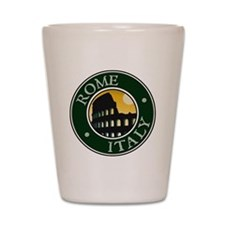 Rome, Italy Shot Glass