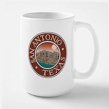 San Antonio Large Mug