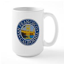 San Francisco 1 Mug