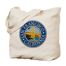 San Francisco 1 Tote Bag