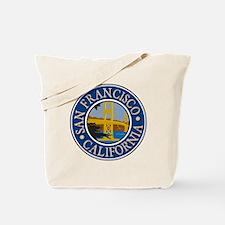 San Francisco 1 Tote Bag