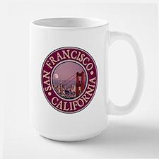 San Francisco 3 Mug