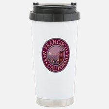 San Francisco 3 Travel Mug