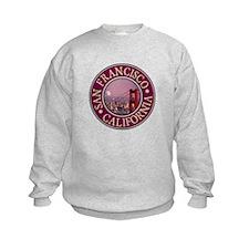 San Francisco 3 Sweatshirt