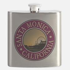 Santa Monica Flask